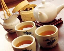 La ceremonia del té