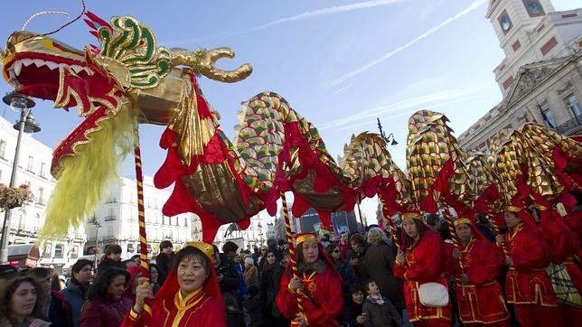 China se prepara para el Año Nuevo. El año del Caballo