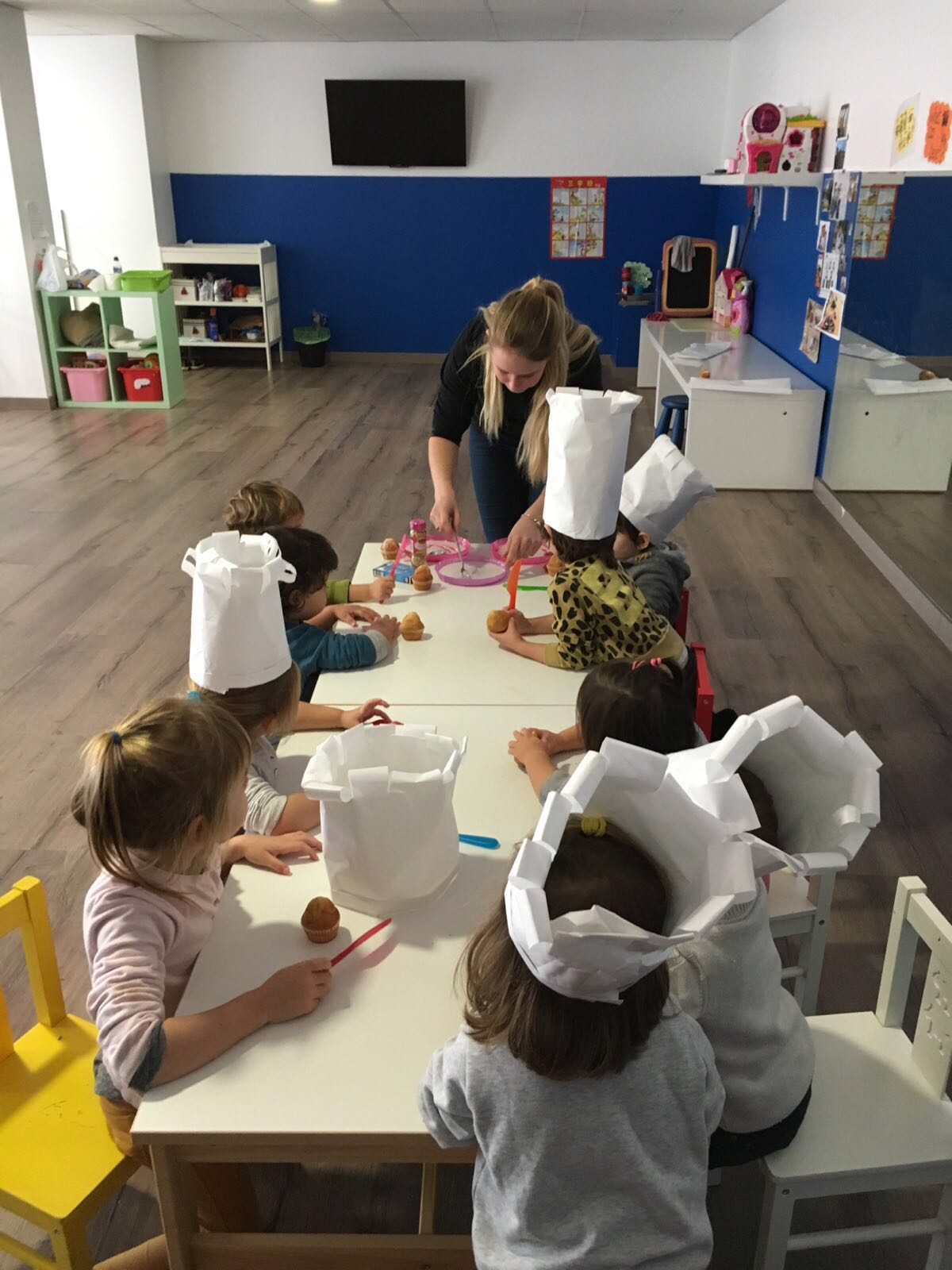 What I Want to be When I Grow Up – January in the Kindergarten